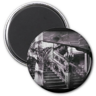 Ornate Stairwell D Deck Magnet