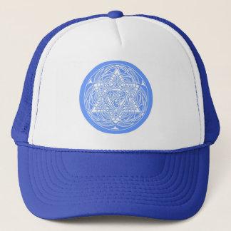 Ornate Star of David Trucker Hat
