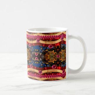Ornate Steampunk Goth CricketDiane Renaissance Mug