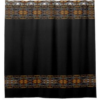 Ornate Steampunk Goth Victorian Bathroom Decor Shower Curtain