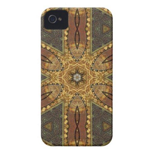 Ornate Steampunk iPhone 4 Case