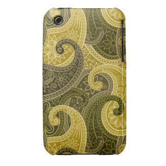 Ornate Swirl iPhone Case
