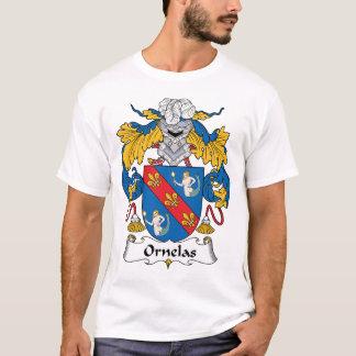Ornelas Family Crest T-Shirt