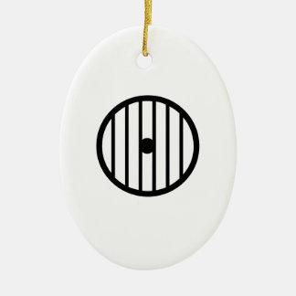 orniment ceramic ornament