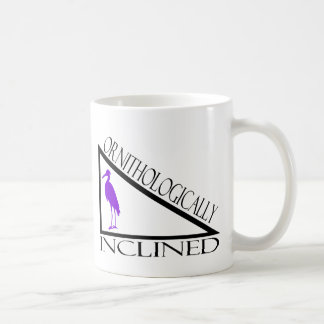 Ornithologically Inclined Coffee Mug