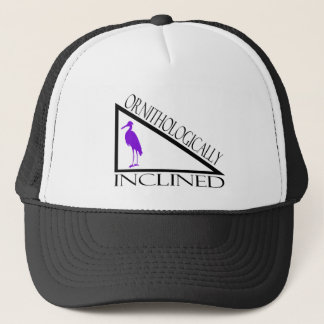 Ornithologically Inclined Trucker Hat