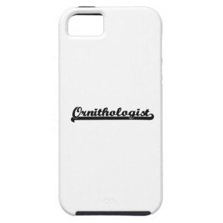 Ornithologist Classic Job Design iPhone 5 Cases