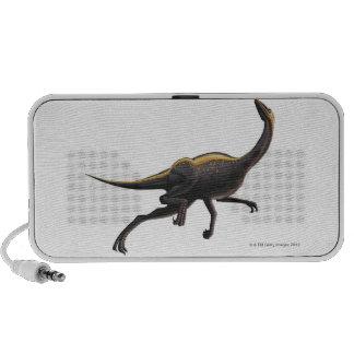 Ornithomimus Altavoces De Viajar