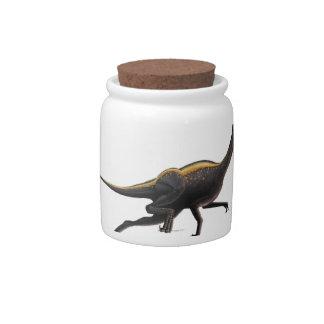 Ornithomimus Jarras Para Caramelos