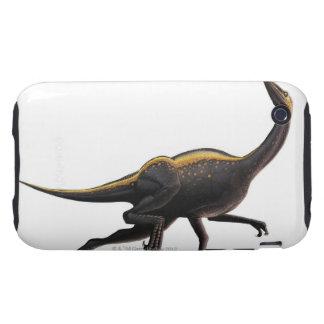 Ornithomimus Tough iPhone 3 Funda