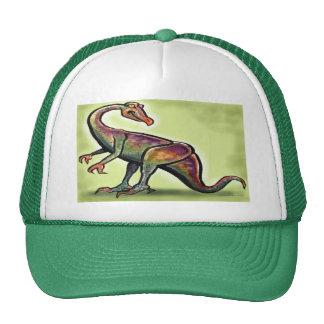 Ornithomimus Gorros Bordados