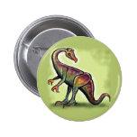 Ornithomimus Pinback Button