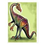 Ornithomimus Post Card