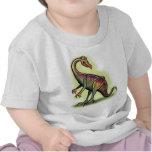 Ornithomimus Shirts