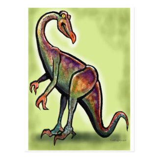 Ornithomimus Postal