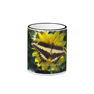 Ornythion Swallowtail butterfly mug