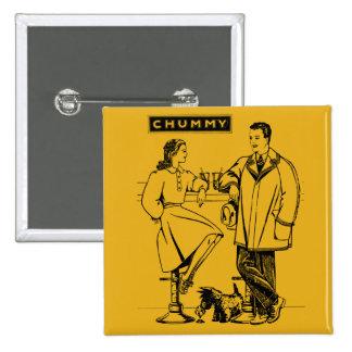 Oro 1935 íntimo pins