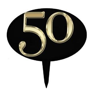 Oro 50 selección de cincuenta tortas decoración para tarta