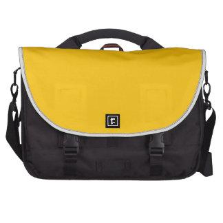 Oro amarillo bolsas para ordenador