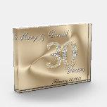 Oro aniversario de 30 años