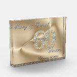 Oro aniversario de 60 años