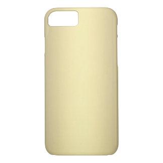 Oro antiguo funda iPhone 7