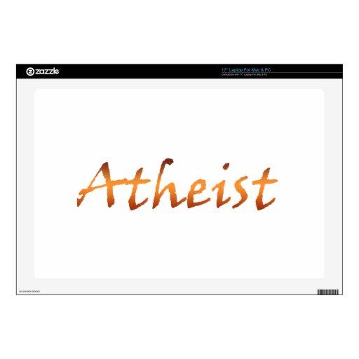 Oro ateo skins para 43,2cm portátiles