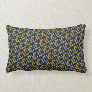 Oro azul de CheKCmate: Almohadas del estilo del kc