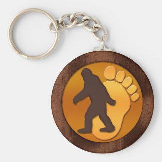 Oro Bigfoot Llaveros