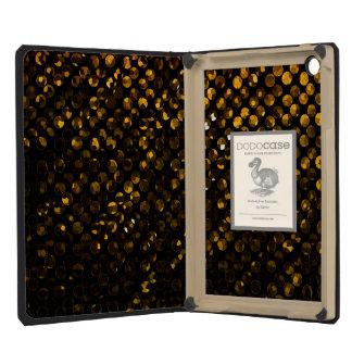 Oro Bling cristalino Strass del iPad de Dodocase