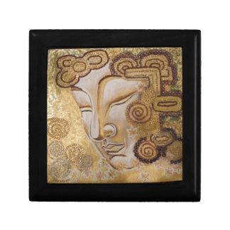 Oro Buda Caja De Recuerdo