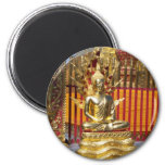 Oro Buda de Wat Phrathat Doi Suthep Iman