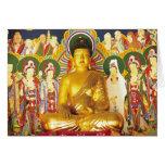 Oro Buda Felicitacion