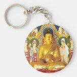 Oro Buda Llaveros