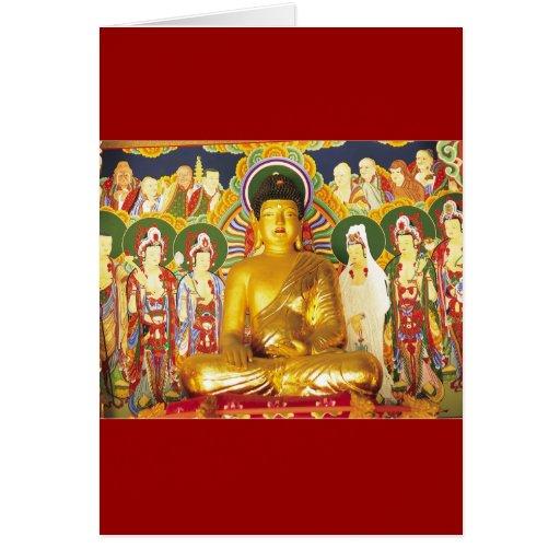 Oro Buda Tarjetón