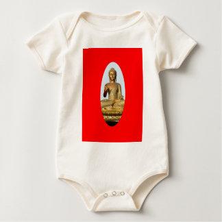 Oro Buda y rojo sagrado por SHARLES Mameluco