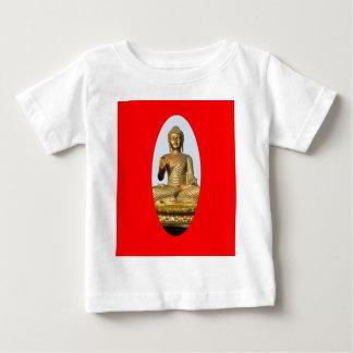 Oro Buda y rojo sagrado por SHARLES Playera