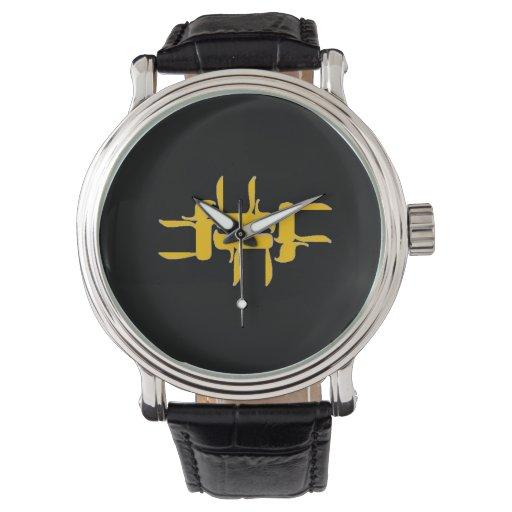 Oro Chai Reloj De Mano