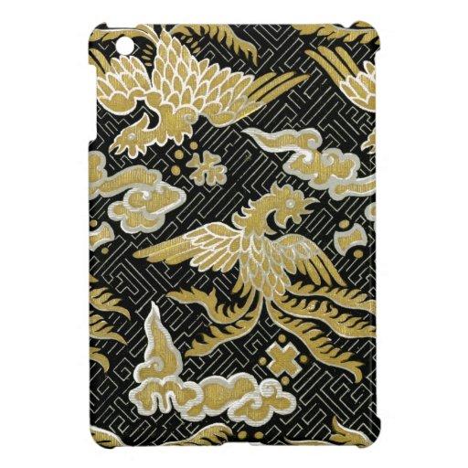 Oro chino y modelo negro de Phoenix iPad Mini Carcasa