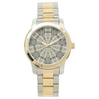 Oro clásico reloj de mano