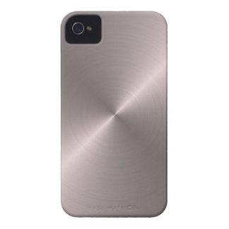 Oro color de rosa Case-Mate iPhone 4 carcasa
