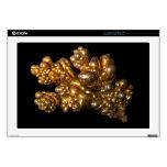 Oro coloreado mineral portátil 43,2cm skin