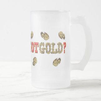 ¿ORO CONSEGUIDO TAZAS DE CAFÉ