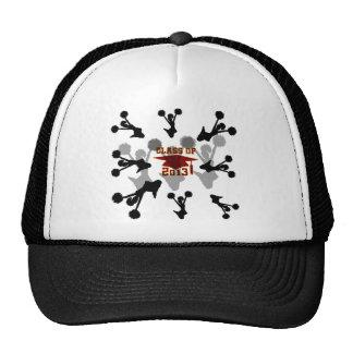 oro de 2013 rojos gorras