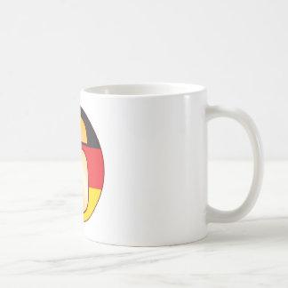 Oro de 6 ALEMANIA Taza De Café