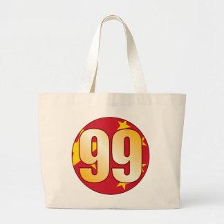 Oro de 99 CHINA Bolsa Tela Grande