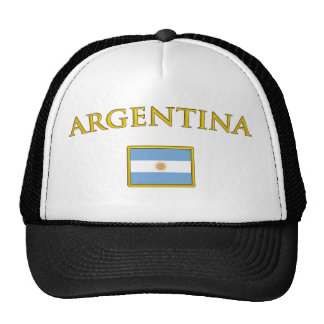 Oro de Argentina Gorra