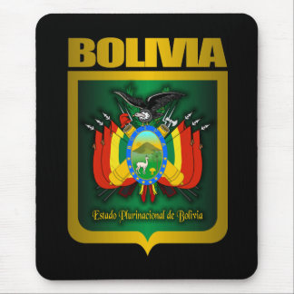 """Oro de Bolivia "" Alfombrilla De Ratones"