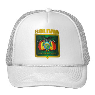 """""""Oro de Bolivia """" Gorra"""