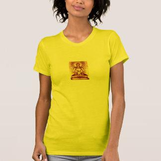 Oro de Buda para mujer Tee Shirts